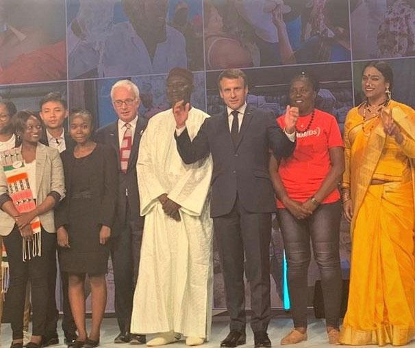 ISA au Sommet de Lyon