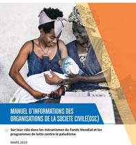 MANUEL D'INFORMATIONS DES ORGANISATIONS DE LA SOCIETE CIVILE (OSC)