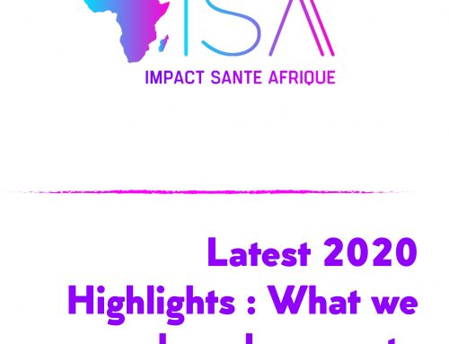 ISA Latest 2020 Highlights : What we have been up to