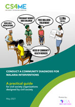 Conduct a Community Diagnosis for Malaria Interventions - A Practical Guide for Civil Society Organizations