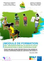 Module de formation sur la Prévention du Paludisme au niveau communautaire en contexte de COVID-19